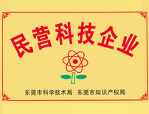 东莞市民营科技企业